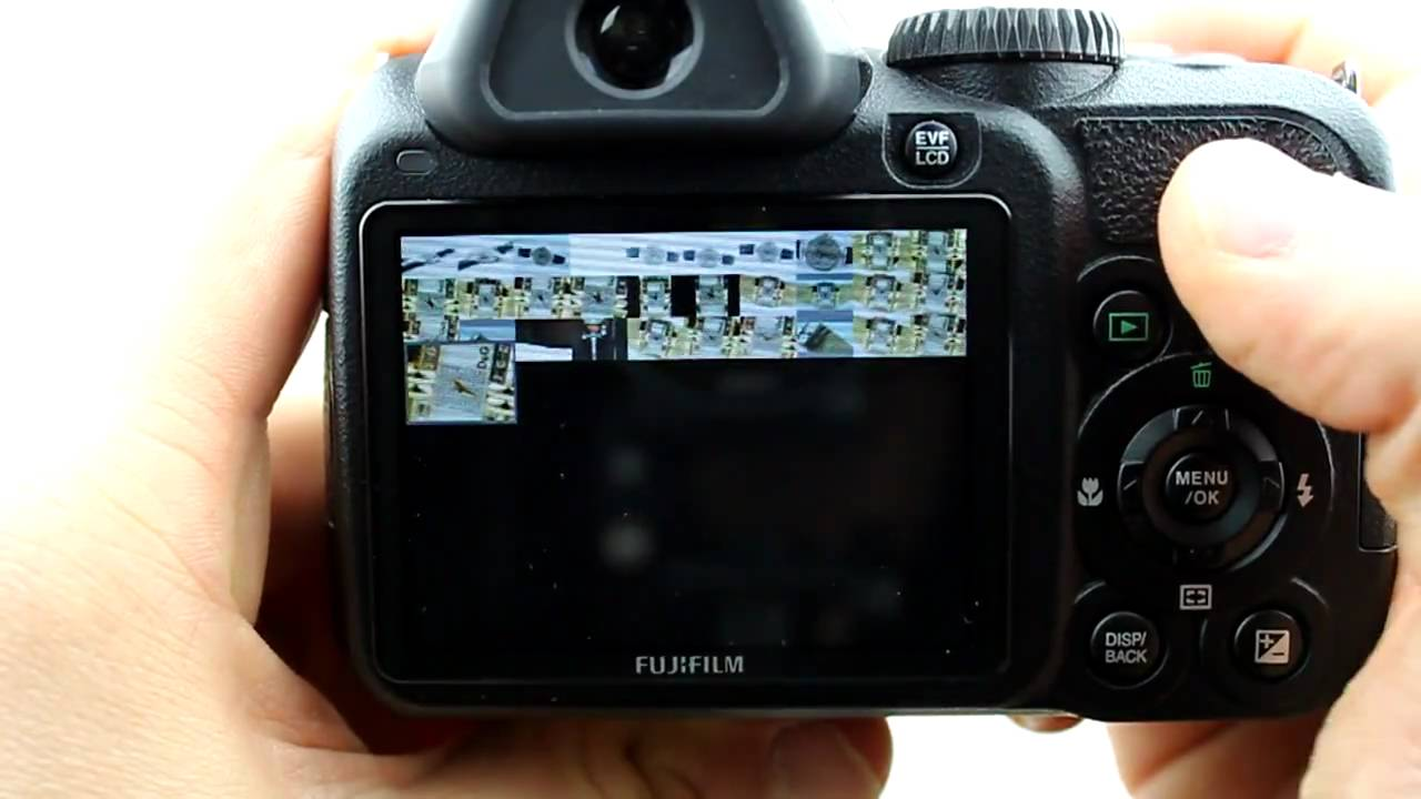 Fuji finepix s2000hd over look youtube for Finepix s2000hd