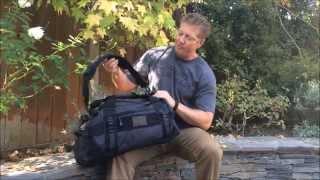 GovX Gear Review - 5.11 Tactical - NBT Duffle LIMA