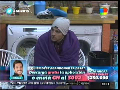 Francisco Delgado habló del hijo de Gisela Bernal