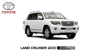 Toyota Land Cruiser 200 (2015) - полная шумоизоляция, ускоренное видео (Калининград)