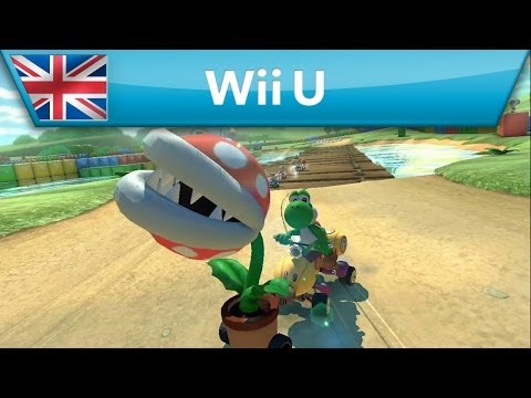 Mario Kart 8 - New Features Trailer (Wii U)