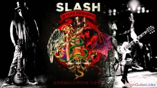 Watch Slash Crazy Life video