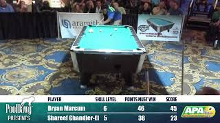 2019 9-Ball Shootout Championship - WhiteTier