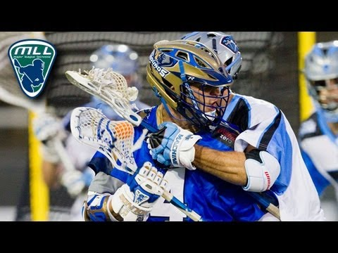 Week 6 MLL Highlights: Ohio Machine at Charlotte Hounds