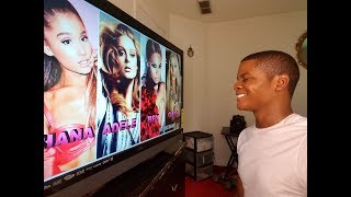 Beyonce, Ariana Grande, Adele, Lady Gaga Vocal Battle