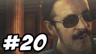 Hitman: Absolution Gameplay Walkthrough Part 20 - Tin Hat Hitman! (Operation Sledgehammer)