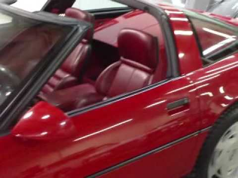 1989_Chevrolet_Corvette_Z51_6-Speed_Video.MOV