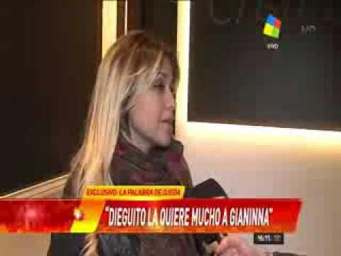 Verónica Ojeda: A Diego no le interesa unir a sus hijos