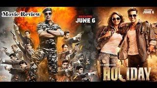 Thuppakki - Watch Holiday Full Movie Review | Akshay Kumar, Sonakshi Sinha | Thuppakki