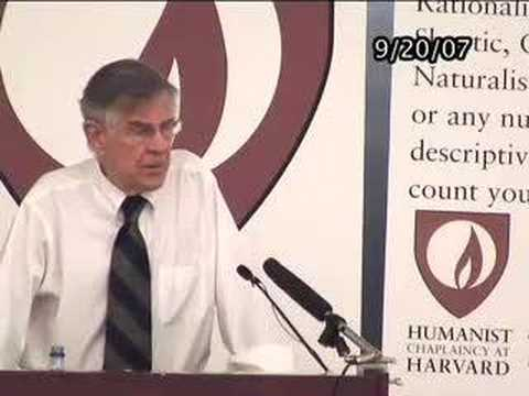 Pete Stark, Humanist/Nontheist Congressman (Excerpts)