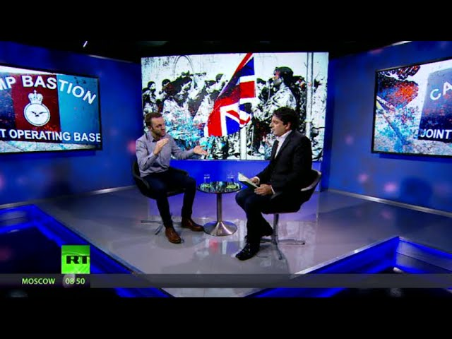 UK Afghan failures: 13 yrs of war 'to impress Americans' (Going Underground)