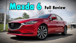 2018 Mazda 6 Turbo: FULL REVIEW | Signature, Grand Touring, Touring & Sport