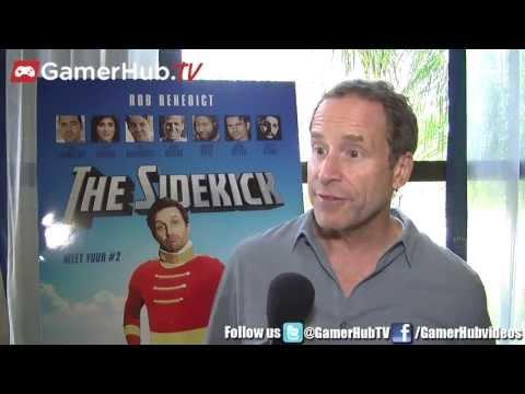 Director Michael J  Weithorn Talks The Sidekick - Gamerhub.tv