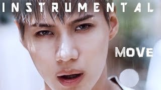 TAEMIN - MOVE (INSTRUMENTAL ) ´Clean vers.  Almost Official 태민