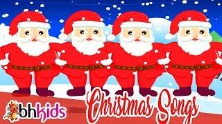 Nhạc Thiếu Nhi Giáng Sinh Ông Già Noel Vui Nhộn - Christmas Songs For Kids 2017