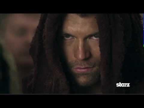Spartacus Vengeance Trailer #1 video
