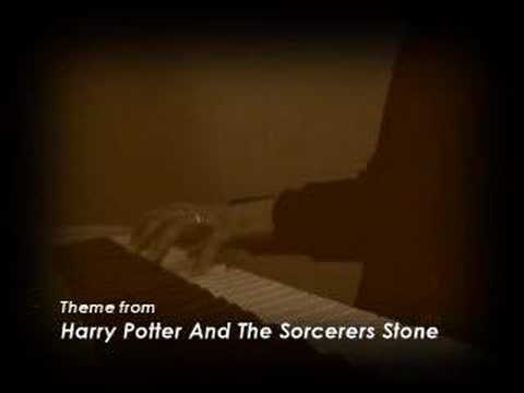 Theme from Harry Potter and the Sorcerers Stone PIANO