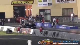WILD BUNCH DRAG RACING ROUND 8 SYDNEY DRAGWAY 4.10.2014