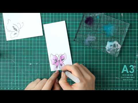 Видео-мастер класс по открыткам