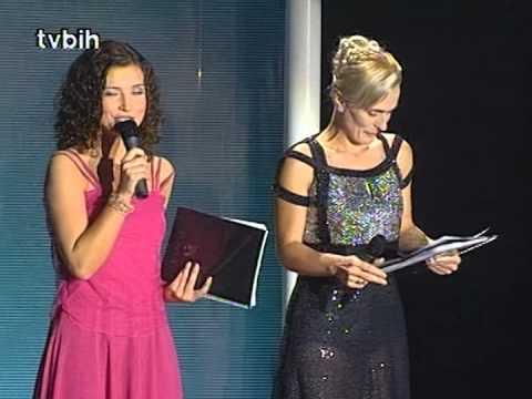 Segmedina i Elvira - Izbori u Dijaspori @ Miss BiH 2000