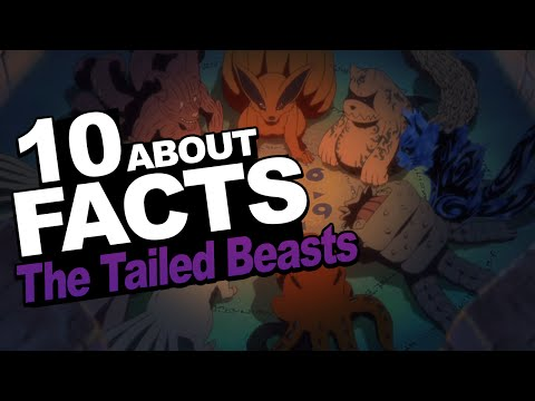"""10 Facts About The Tailed Beasts You Should Know!!! w/ ShinoBeenTrill """"Naruto Shippuden"""" thumbnail"""