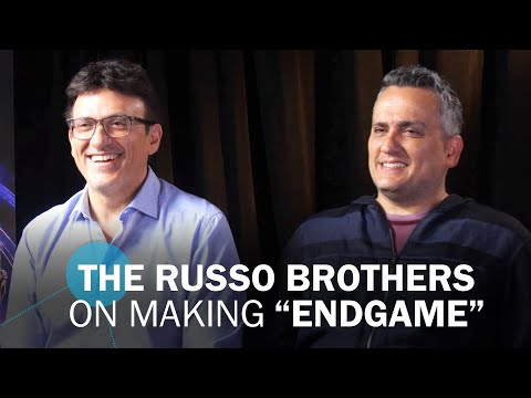 Joe And Anthony Russo Answer The Biggest 'Avengers: Endgame' Questions
