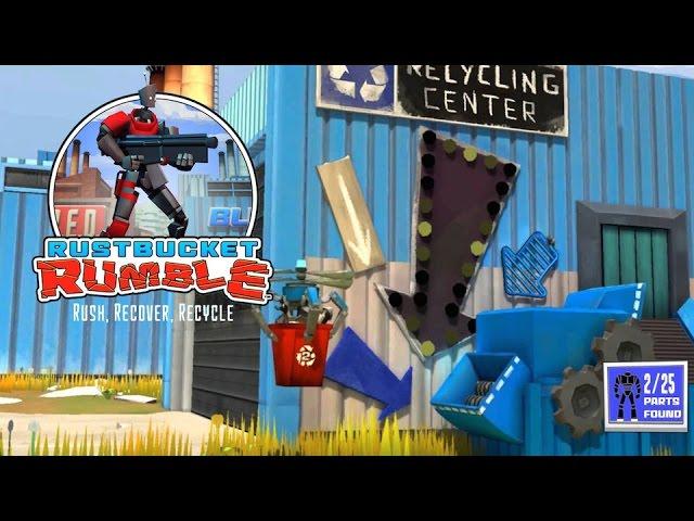 Rustbucket Rumble: War of the Massive Robots - PAX South 2015