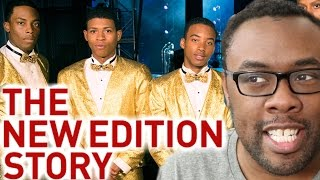 NEW EDITION STORY REVIEW + My 80s Music Nostalgia #NewEditionBET