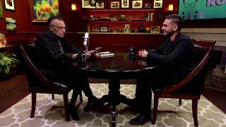 Alex Banayan on Larry King Now Discussing The Third Door // Full Episode
