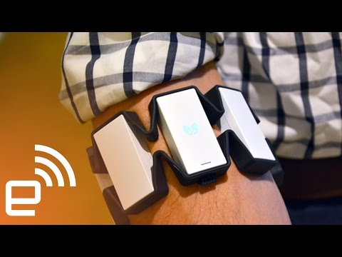 Thalmic Labs CEO Stephen Lake introduces the Myo | Engadget