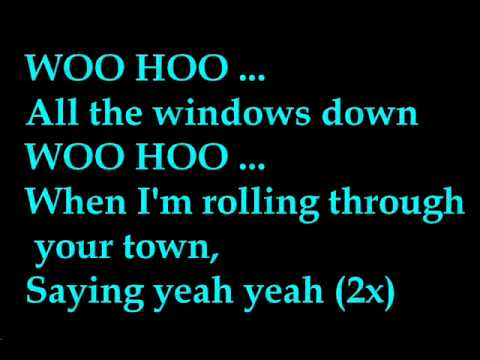Big Time Rush - Windows Down (lyrics) video