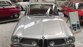 BMW 3200 CS Oldtimer walkaround exterior overview