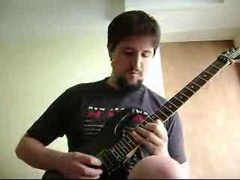 UNDOING(FULL SONG) by BRETT GARSED - played by Andrés Ludmer