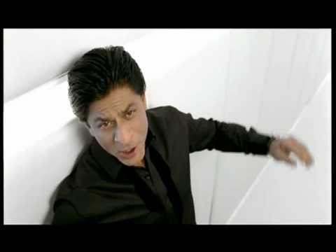 Shahrukh Khan in Gitanjali Jewellery advertis...