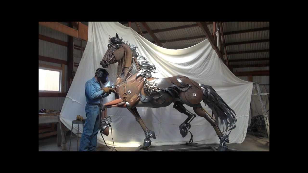 Sculptor John Lopez Youtube