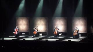 Watch Apocalyptica Harvester Of Sorrow video