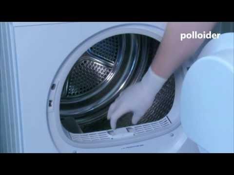 Miele Washing Machine Error Codes  Blinking LED Lights On
