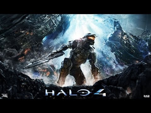 Halo 4 - Halo, Call of Duty, and Online [Gameplay/ Commentary]
