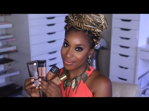 High End Drugstore Foundation Dupes   Jackie Aina
