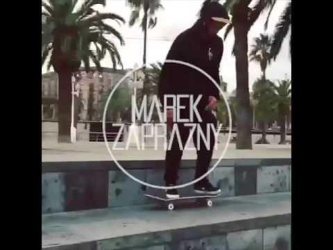 Marek Zaprazny warm ups