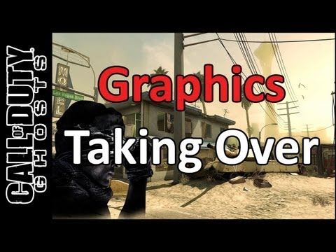 Call of Duty: Ghosts - Graphics Taking Over Gaming? - Call of Duty: Modern Warfare 3 Wii Gameplay