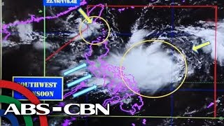 PAGASA gives updates on Tropical Storm Ineng