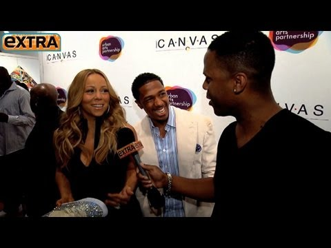 Mariah Carey on Nick Cannon's 'Bromance' with Howard Stern