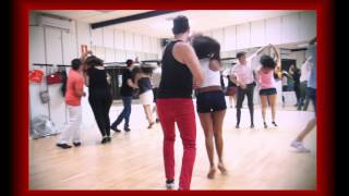 CLASE DE SALSA Nivel básico-medio  www.bailesurmadrid.com