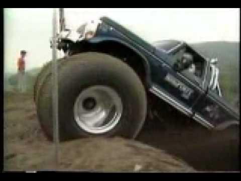 YouTube   4x4 Monster Truck Hill Climb Music Videos