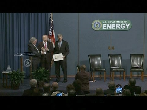 Schlesinger Medal Ceremony and Symposium on Energy Security