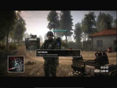 Battlefield: Bad Company Walkthrough Part 1