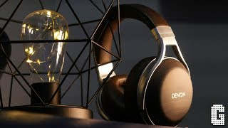 Denon D5200 Headphone REVIEW : More Than Just Good Looks