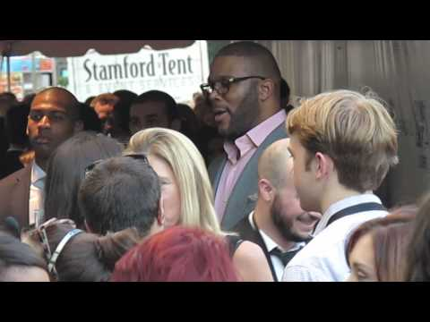 Tyler Perry at Gone Girl NY Premiere - NYFF