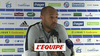 Henry «L'erreur est humaine» - Foot - L1 - Monaco